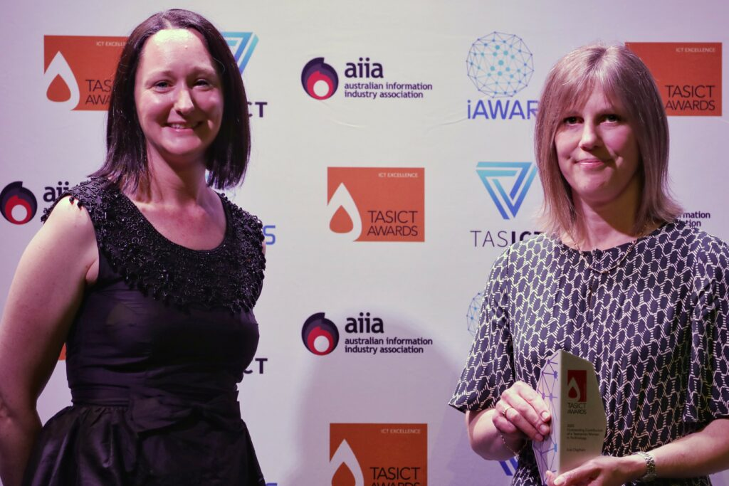 2020 Outstanding Contribution by a Tasmanian Womamn